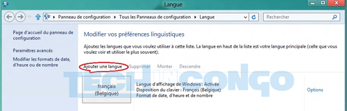 Changer 2BLangue 2BWindows 2B1 Télécharger le pack langue français pour Windows 10, 8 & 7