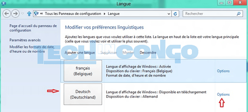Changer 2BLangue 2BWindows 2B2 Télécharger le pack langue français pour Windows 10, 8 & 7