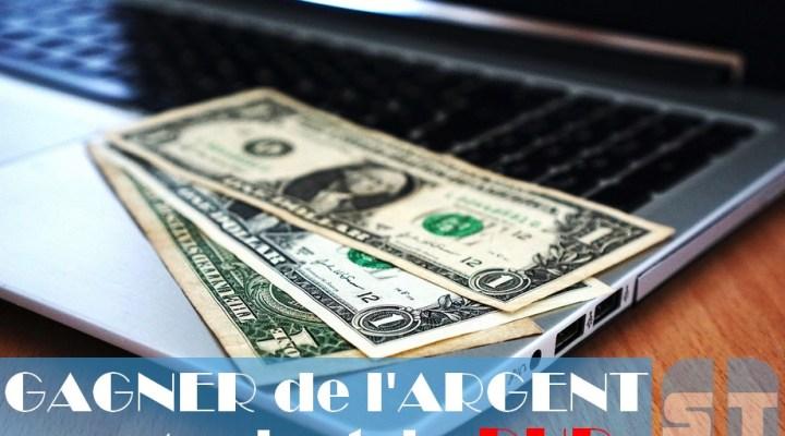 Top 3 des meilleurs sites pour gagner de l'argent en regardant des pubs