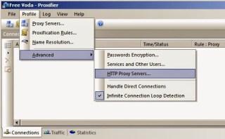 proxifier Configurer un proxy dans tous vos logiciels en un click