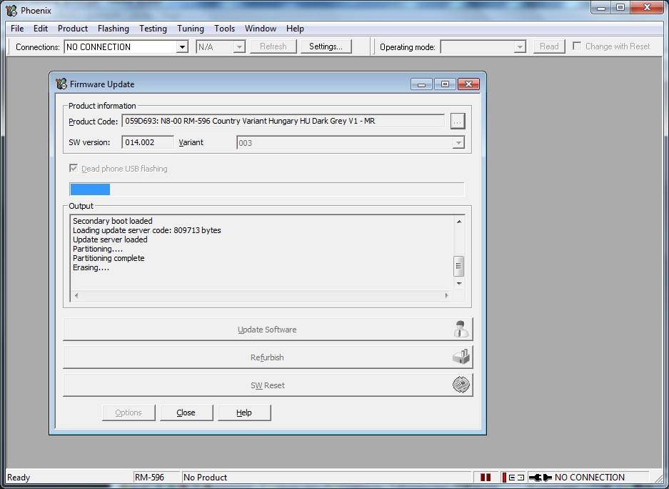 Nokia Phoenix Service Software 8