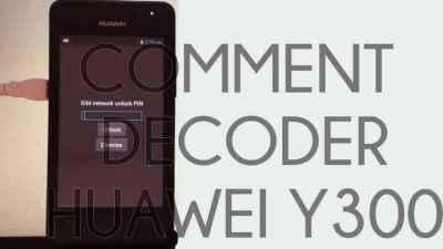huawei y300 free unlock