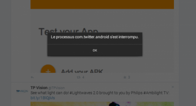 APK plante Arc Welder 400x218 Comment lancer des apps android dans Google Chrome avec ARC Welder