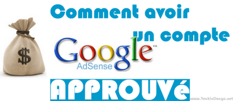 Google adsense approuver
