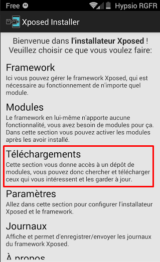 Telechargement Module Xposed 1 Xposed Framework : Top 10 modules indispensables pour Android