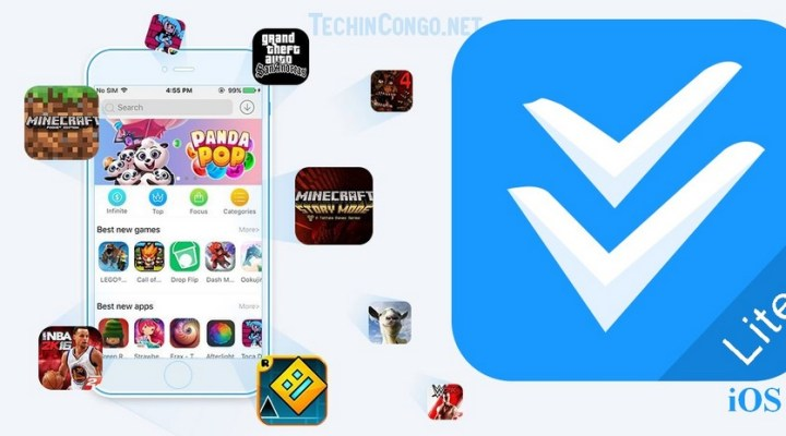 vshare pour ios Top 5 meilleures alternatives à vShare sans Jailbreak