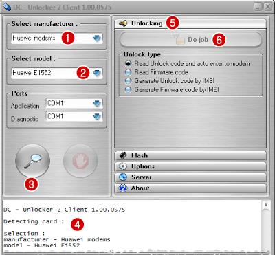 DC Unlocker Comment Débloquer les modems ZTE avec DC Unlocker