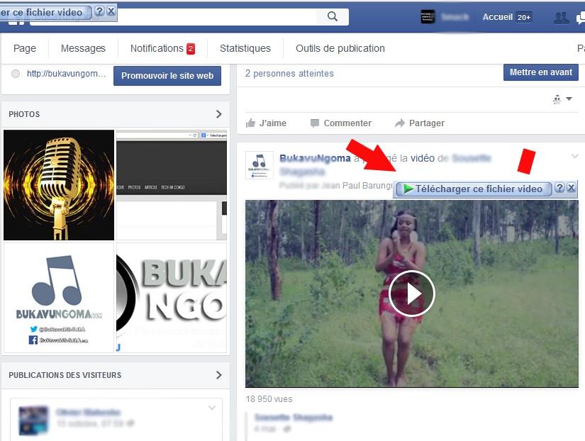YouTube permet de visionner de nombreuses vidéos. Il est possible de les  télécharger et lesFluvore laisse le choix entre différents formats de fichier (MP4, MP3,  AVI, ...). Il est possible deVoila votre vidéo YouTube sur votre ordinateur ! Freemake Video Downloader est disponible  en français...