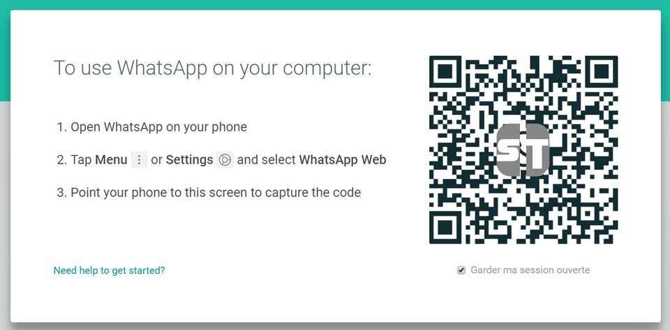 WhatsApp Scanner Code QR Comment utiliser WhatsApp sur pc sans téléphoneet sans scanner le QR code