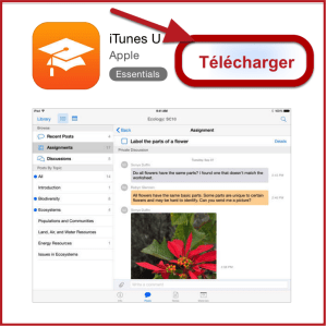 Telecharger Applicatios App Store iOS