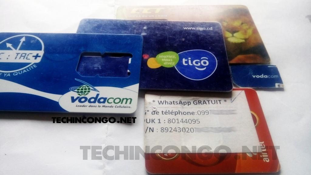 Airtel Vodacom Tigo Orange 1024x576 Comment verifier son numéro de téléphone : Africell, Airtel, Orange, Tigo et Vodacom RDC