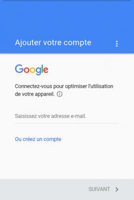 Creer un compte google 268x400 Comment cracker le verrouillage de reactivation sur le Samsung Galaxy S6 G920 (Sans OTG)