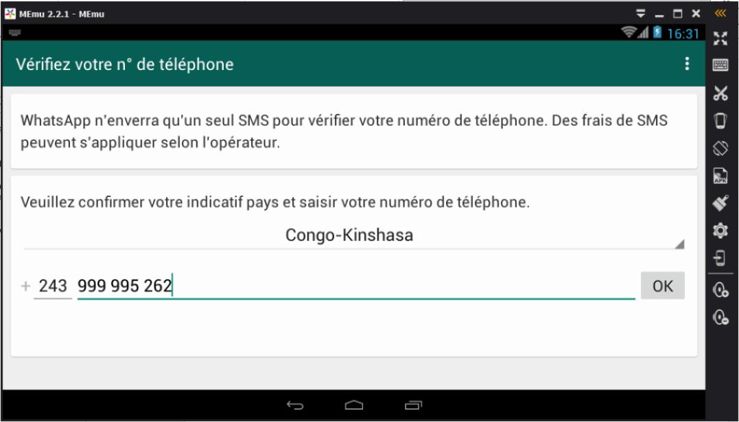 Utiliser WhatsApp avec MEmu sur PC Télécharger Memu - un émulateur Android léger pour PC (Windows)