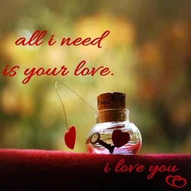 Je veux ton coeur WhatsApp photo