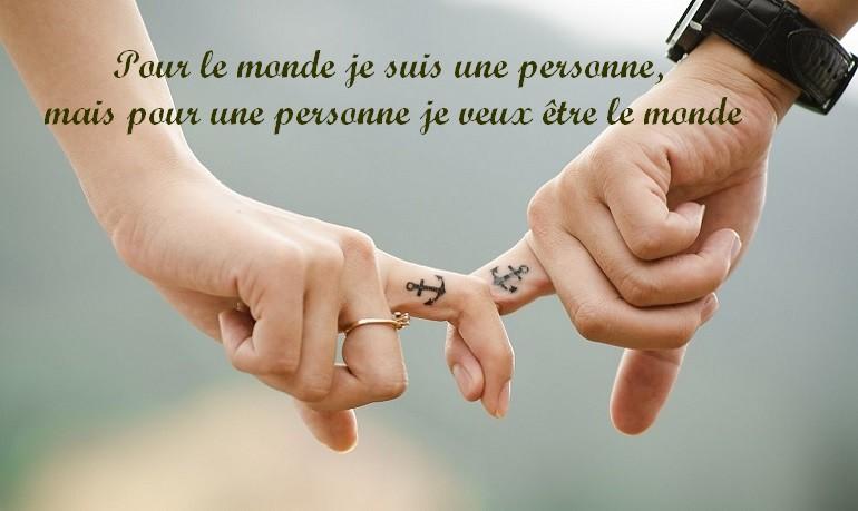 citation-amour-profile whatsApp