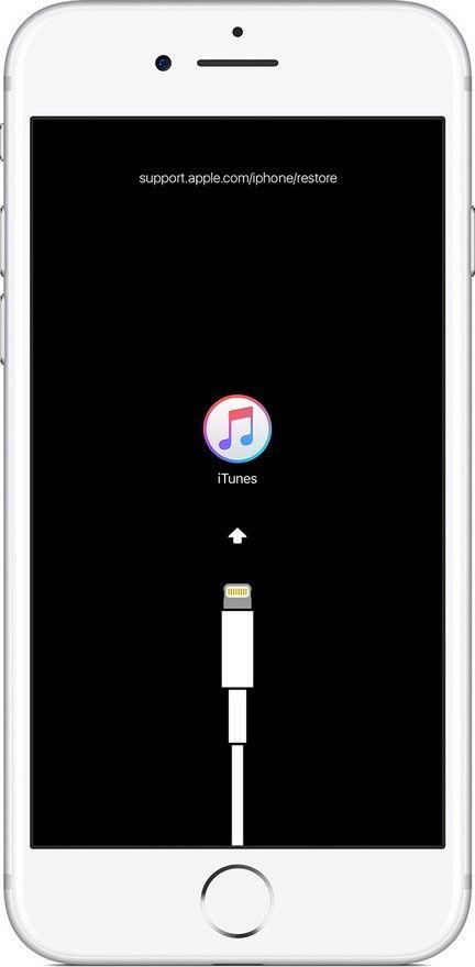iPhone 8 branché dans iTunes Comment activer un iPhone désactivé avec iTunes - iPad désactivé, iPod désactivé