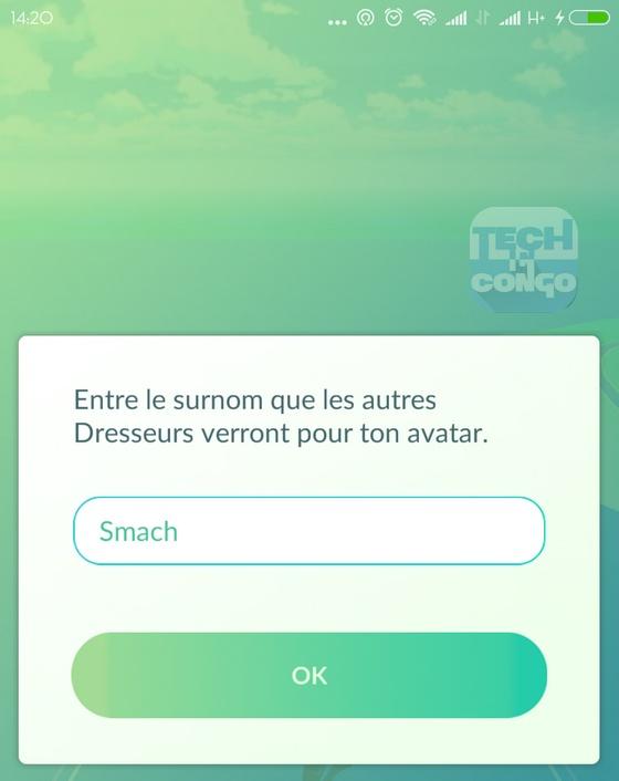 Surnom Pokemon GO Comment télécharger Pokemon Go pour Android