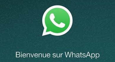 Bienvenue sur WhatsApp Facebook Comment empêcher WhatsApp de partager vos données avec Facebook