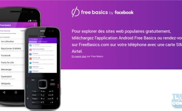FreeBasics sur Airtel RDC Top 80 sites web gratuits avec Free Basics de Facebook