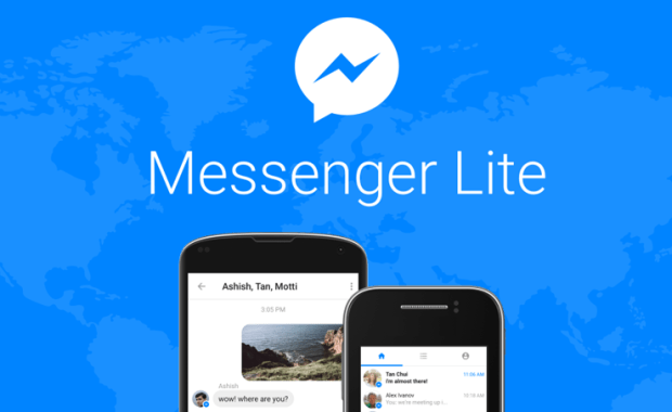 Messenger Lite APK Télécharger Messenger Lite : La messagerie legere de Facebook