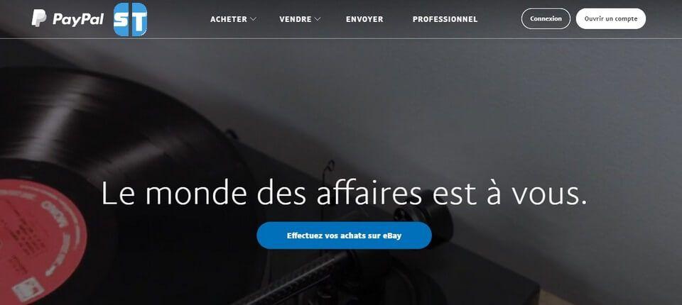Ouvrir un compte Paypal Comment créer un compte Paypal en Afrique gratuitement