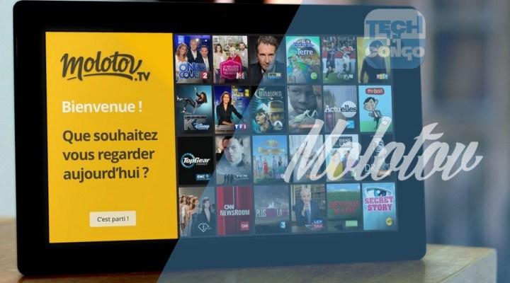 Télécharger Molotov.tv – l'app pour regarder la télé gratuitement