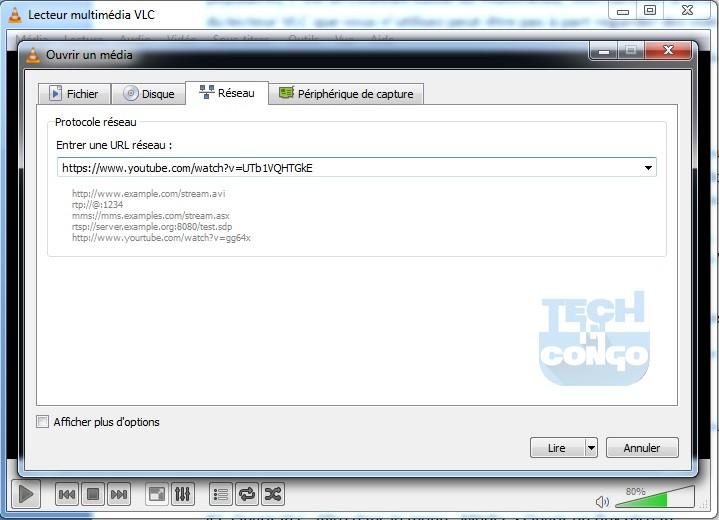 Ouvrir YouTube avec VLC 7 Astuces du Lecteur Multimédia VLC que vous ignorez peut-être