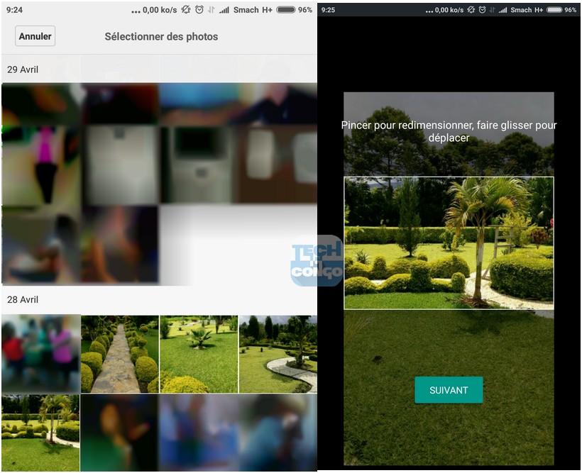 choisir photo clavier android Voici comment changer l'arriere-plan du clavier Android avec une image ou couleur