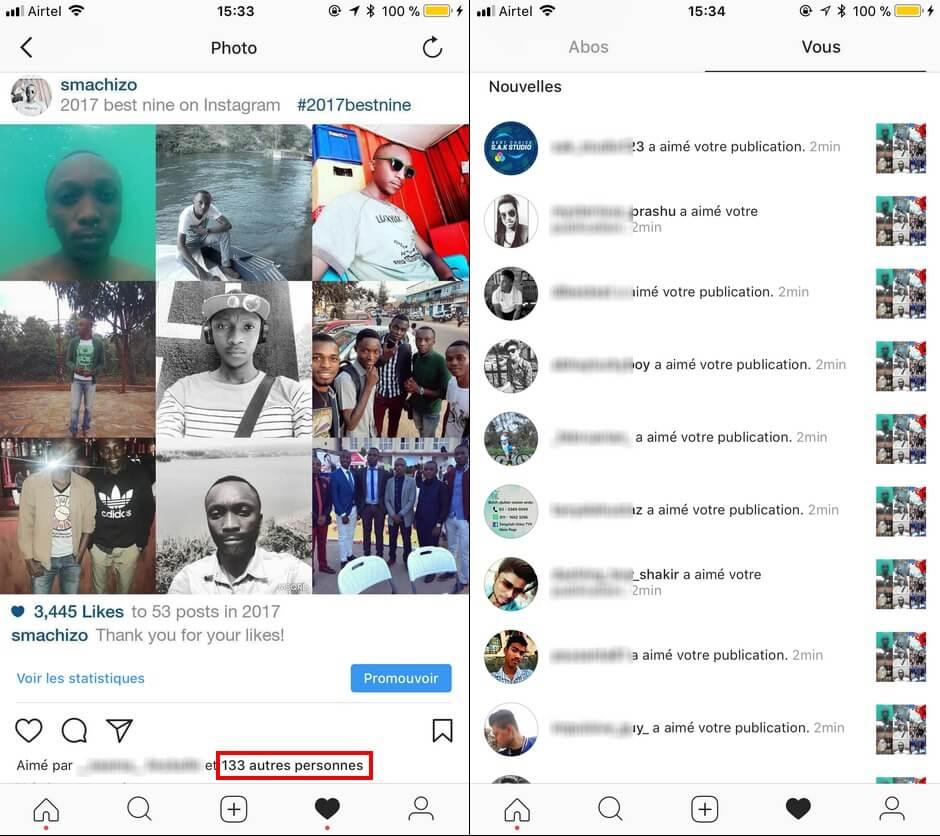 Preuve Auto Insta Likes Comment avoir beaucoup des likes Instagram gratuitement en 2018