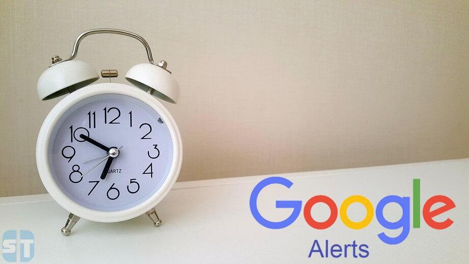Google Alerts Savoir qui parle de moi Google Alertes – Comment savoir qui parle de vous sur internet