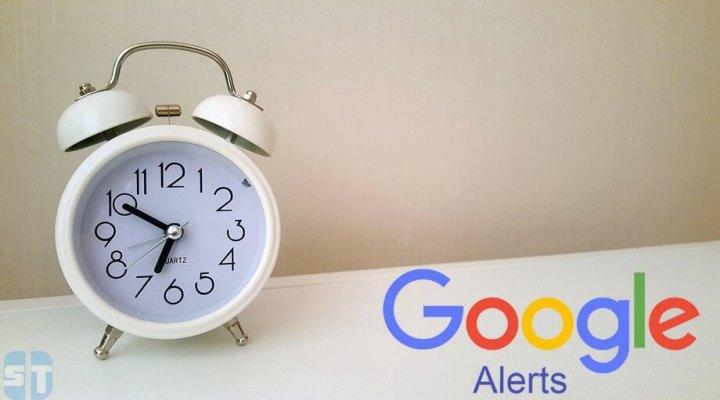 Google Alertes – Comment savoir qui parle de vous sur internet
