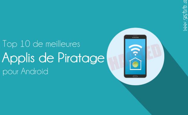 application pour hacker Top 10 de Meilleures Applications de Piratage pour Android (Edition 2019)