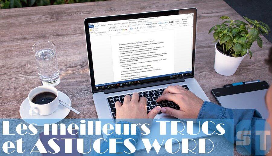 astuces word Top 10 trucs et astuces pour utiliser Microsoft Word 2016/2013 comme un pro