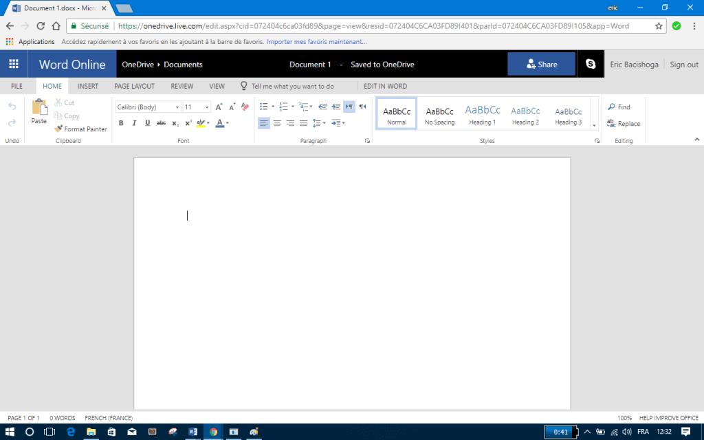 partagerIcon 6 1024x640 Top 10 trucs et astuces pour utiliser Microsoft Word 2016/2013 comme un pro