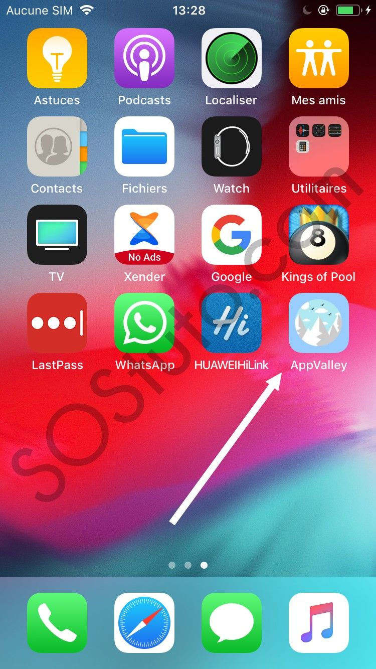 AppValley sur iPhone Télécharger AppValley pour iPhone, iPad, iPod (iOS 2019)