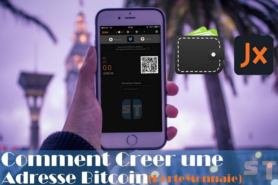 PorteMonnaie Bitcoin Jaxx Comment créer un compte Bitcoin «portemonnaie bitcoingratuit »
