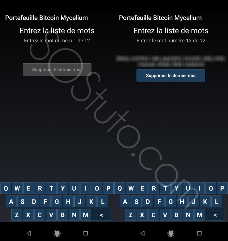 Restaurer portefeuille BTC 1 Comment créer un compte Bitcoin «portemonnaie bitcoingratuit »