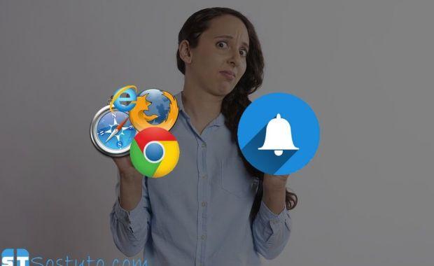 desactiver push notifications web Comment désactiver les notifications push sur Google Chrome, Opera, Firefox sur PC