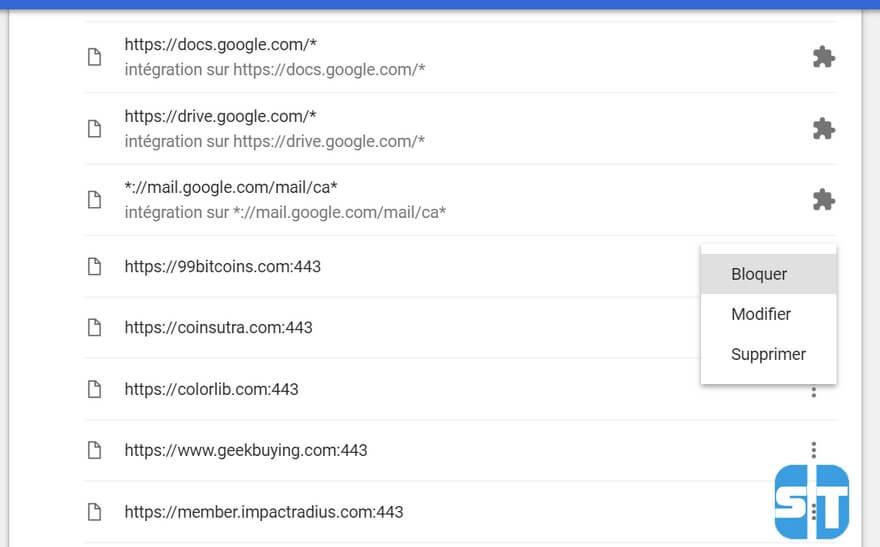 notifications push Chrome Fatigué des push notifications de votre navigateur? Voici comment les désactiver