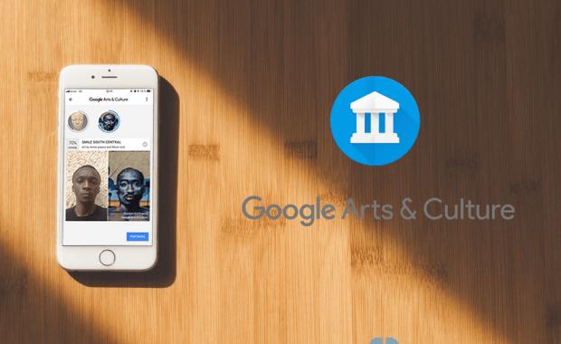 Utiliser Google Arts Culture Comment utiliser Google Arts & Culture en dehors des États-Unis