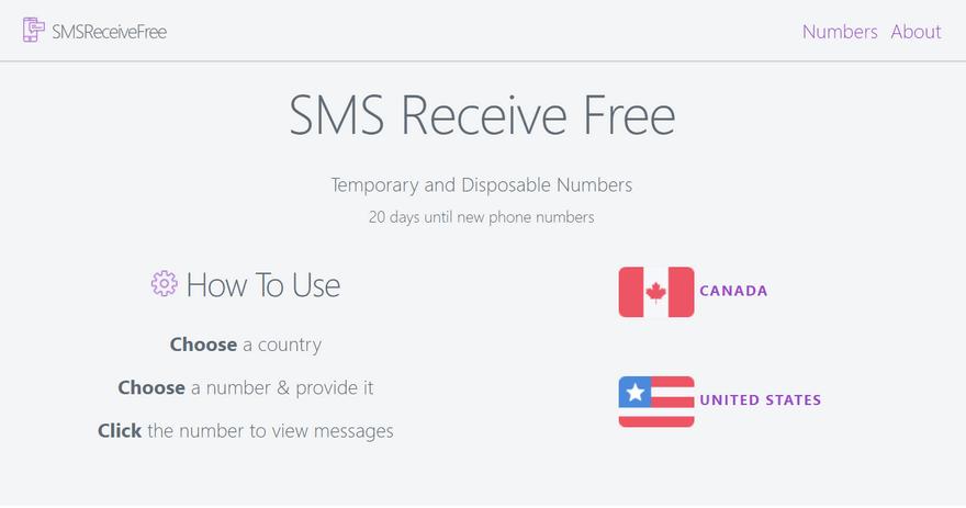 SMS Receive Free Les meilleurs sites pour recevoir des SMS en ligne avec un numéro virtuel