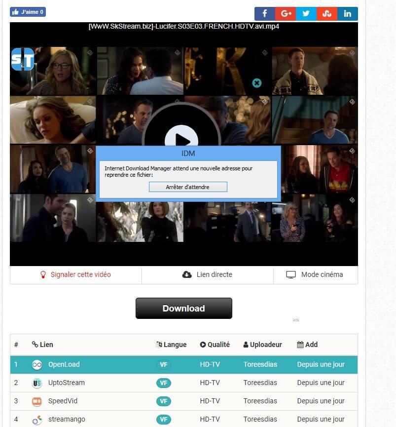 En attente du telechargement IDM Comment reprendre un téléchargement interrompu dans IDM