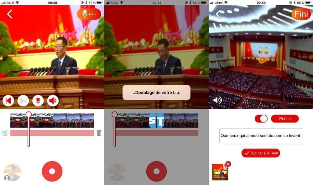 MadLipz smachizo Télécharger MadLipz pour Android et iPhone pour faire des parodies