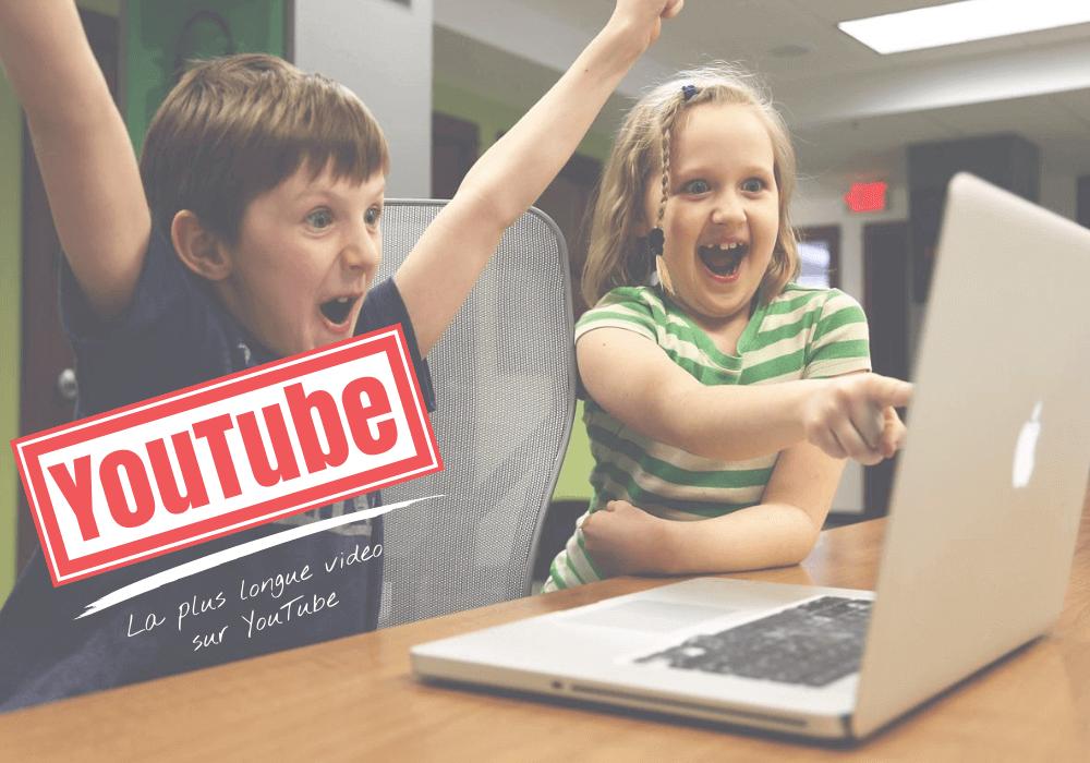 La plus longue video YouTube La taille maximum d'une vidéo YouTube est de …
