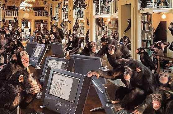 YouTube A team of highly trained monkeys Que signifie l'erreur «500 Internal Server Error YouTube » - YouTube Monkey Error