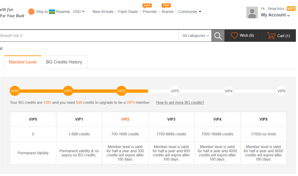 banggood vip Banggood Avis : Un site chinois pas cher avec une livraison rapide