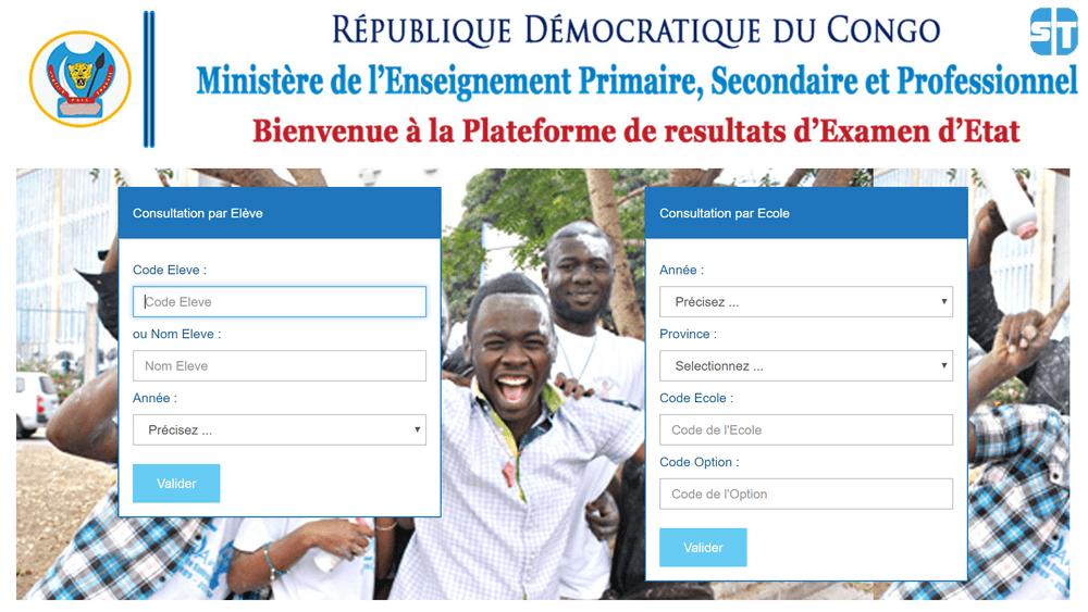 eduquepsp.education EXETAT 2018 RDC : Comment vérifier les résultats d'examen d'état 2018