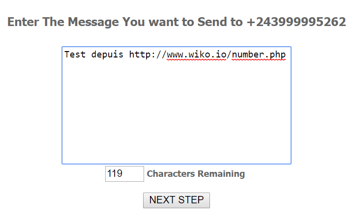 sms gratuit avec wiko.io  Top 5 Sites pour Envoyer des SMS gratuitement sur Internet