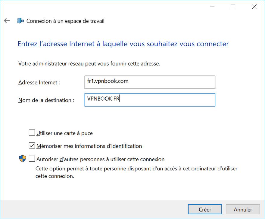 configuration vpn 3 Comment se Connecter à un serveur VPN GRATUIT sur Windows & Android sans logiciel