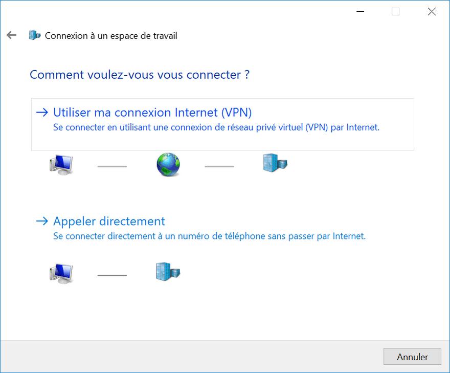 configuration vpnx2 Comment se Connecter à un serveur VPN GRATUIT sur Windows & Android sans logiciel